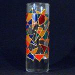 Glas-Stamperl - handbemalt